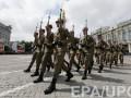 День Независимости Грузии отметили военным парадом