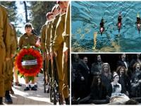 День в фото: Прощание с Шимоном Пересом в Израиле, заплыв на каноэ в Греции и опера в Барселоне