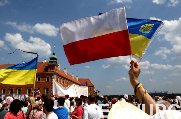 Напряжение в исторических переговорах между Украиной и Польшей спало