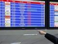 Ураган Сэнди нарушил авиасообщение между Киевом и Нью-Йорком