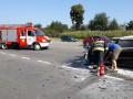 На дорогах Украины за сутки погибли 18 человек