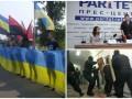 Итоги 25 июля: Блокпост для крестного хода, заявление Савченко и тюремный бунт в России