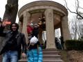 Переселенцев с Донбасса и Крыма поселили в Межигорье – СМИ