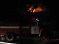 В Киеве ночью горели киоски