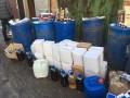 В Черниговской области изъяли тонну
