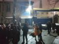 Активисты продолжают блокировать Лукьяновское СИЗО