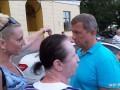 В Одессе напали на мужчину из-за георгиевской ленточки (видео)