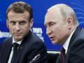 Макрон обсудит с Путиным ситуацию Сенцова