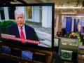 Twitter запретил лайкать и репостить видеообращение Трампа
