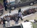 Тысячи стволов: в США обнаружили крупный склад оружия