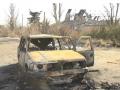 Боевики уничтожили авто ВСУ, военные выжили