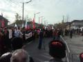 В Новороссийске консульство Турции закидали камнями и сожгли флаг