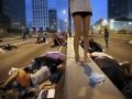 В Гонконге демонстранты согласились освободить несколько районов