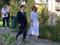 Зеленская на День Независимости была в платье от жены Кошевого