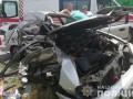 В Запорожской области два человека погибли в ДТП