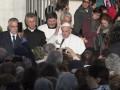 Папа Римский призвал остановить