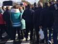 Полиция возбудила дело по факту блокировки дороги на Львовщине