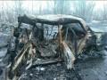 В Луганской области  казаки взорвали авто с заложниками - журналист
