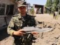 Боевики обвинили украинскую армию в авиаударе по заводу в Лисичанске