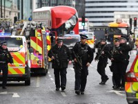 Умер раненый в ходе теракта в Лондоне полицейский - СМИ
