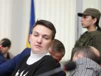 Савченко вывезли из СИЗО для проверки на детекторе лжи