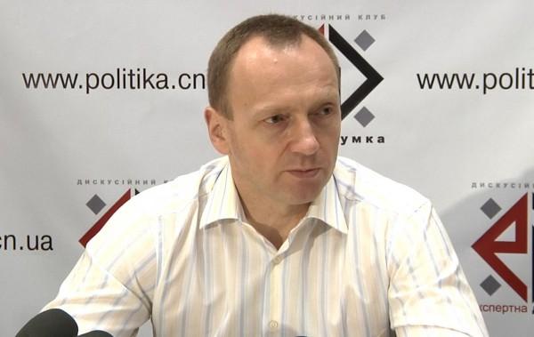 """Атрошенко: """"Быть соучастником преступления против народа (или даже его части) и государства Украина считаю для себя невозможным"""""""