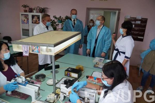 Степанов собрался провести проверки во всех больницах