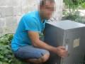 Киевлянин украл с работы сейф
