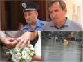 Итоги 15 августа: Побег Войцеховского, Брак за сутки и Москва под водой