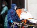 В Италии резкий прирост умерших от COVID-19