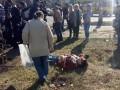 В Киеве столкновения между активистами и полицией