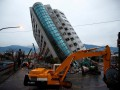 На Тайване новое землетрясение магнитудой 6,1