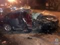 В Мариуполе в лобовом ДТП погибли три человека