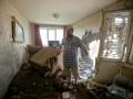 Донецк сегодня: новые фото из обстрелянного города