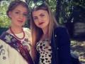 В Крыму на последний звонок выпускница пришла в вышиванке
