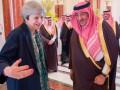 Мэй не надела платок во время визита в Саудовскую Аравию