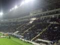 Болельщики освистали Януковича на открытии стадиона в Одессе