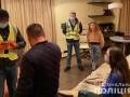 В Киеве под видом массажного салона работал бордель