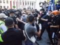 В Одессе подрались националисты и представители ЛГБТ-сообщества