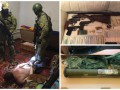 СБУ задержала торговцев оружием и ликвидировала всеукраинскую сеть