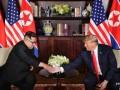 Трамп назвал время и место с Ким Чен Ыном