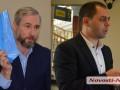 В Николаевском горсовете подрались депутат и общественник