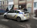 В Киеве между полицейскими и двумя мужчинами произошел конфликт со стрельбой