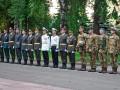 На параде ко Дню Независимости покажут новую военную форму