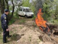 В Славянске правоохранители утилизируют 30 кг наркотиков