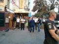 В Киеве неизвестные попытались захватить ресторан