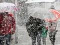 Сильные дожди и снег: Украину накроет антициклон
