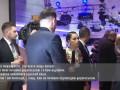 Порошенко и журналистка в вышиванке: появилось видео