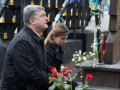 Порошенко почтил память героев Небесной сотни