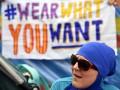 Мэры Лондона и Парижа раскритиковали запрет буркини во Франции
